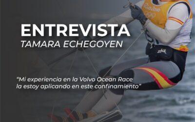 Entrevista Amura Sport a Támara Echegoyen